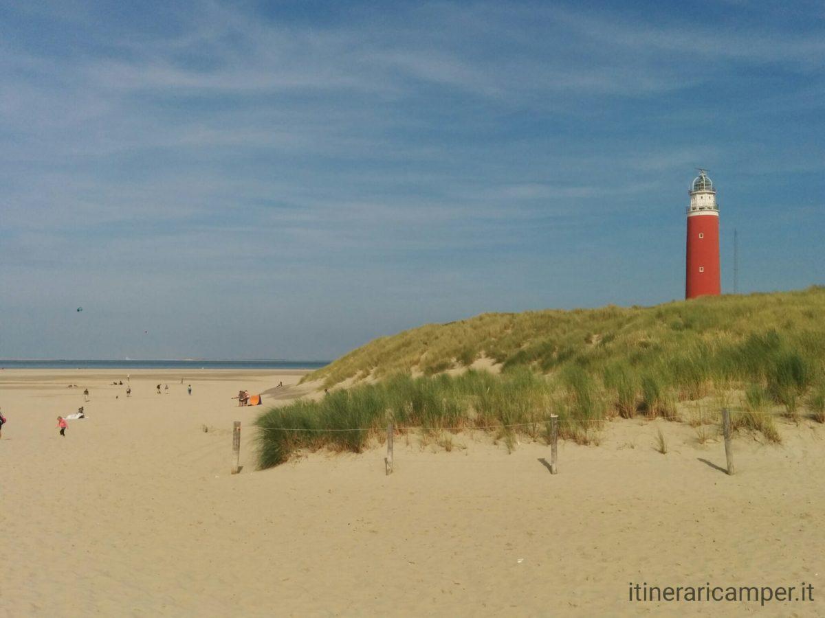 Viaggio in Olanda: isola di Texel