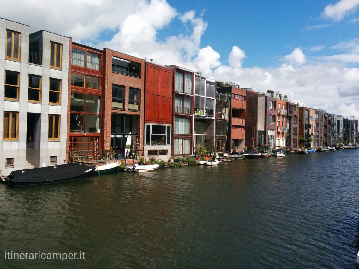 Viaggio in Olanda: Amsterdam