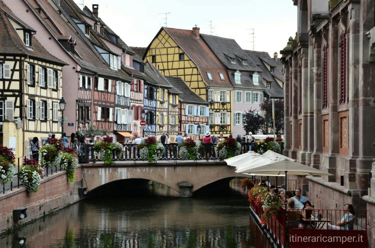 Viaggio in Olanda: tappe in Francia e Svizzera