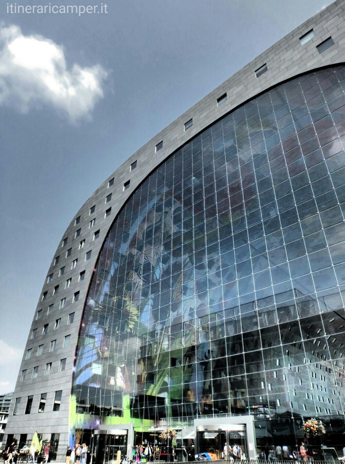 Viaggio in Olanda: Rotterdam