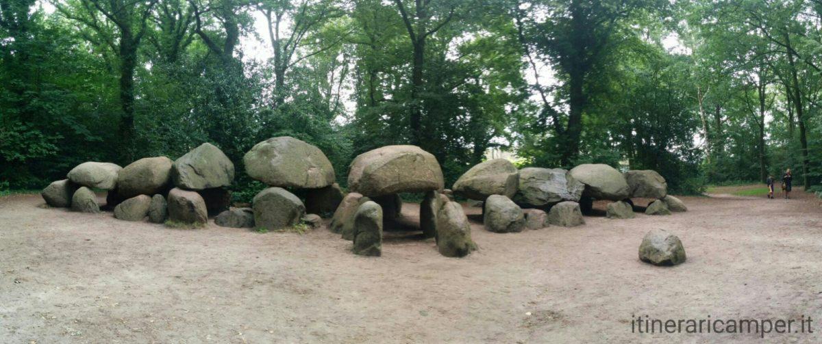 Viaggio in Olanda: tra dolmen e movida