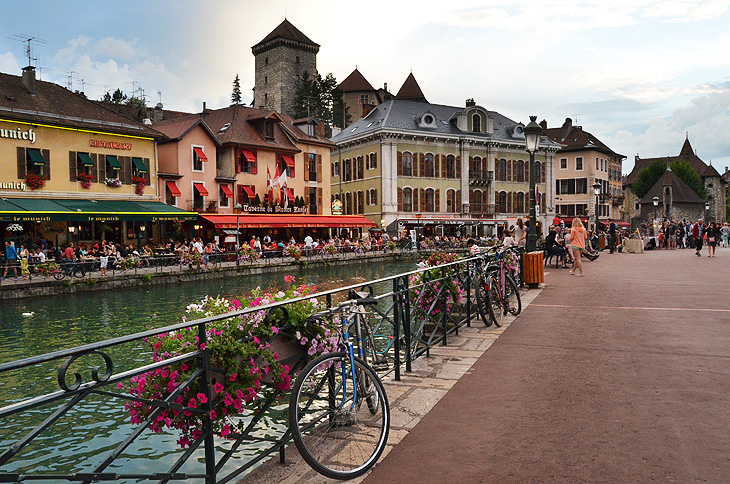 Annecy: Canali