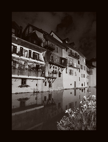 Annecy: Riflessi