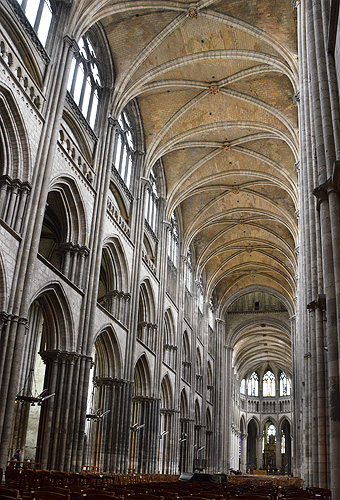 Rouen: Cattedrale