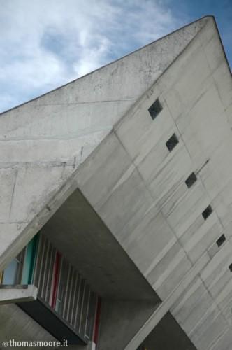 Le corbusier firminy vert francia - Maison de la culture de firminy vert ...